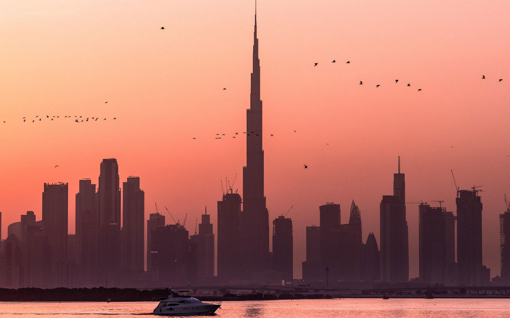 For apartments, Dubai Marina, Business Bay, Palm Jumeirah, Burj Khalifa, and Al Merkadh topped the list in February 2021.