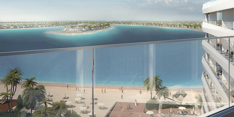 Luxurious Mina Azizi at Palm Jumeirah by Azizi