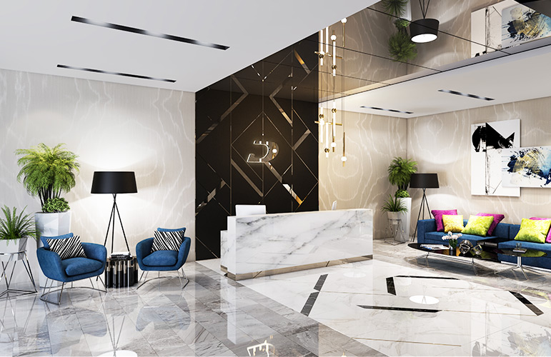 Luxury Apartments for sale in Zada Tower by Damac - Business Bay