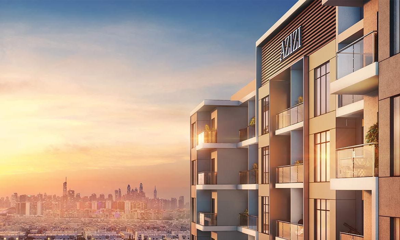Apartments for sale in Berton - Azizi at Al Furjan