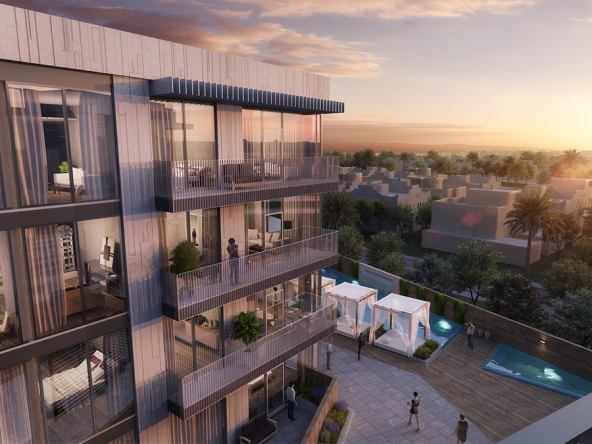 Q Gardens Boutique at Arjan | 8% ROI | Ready to Move in