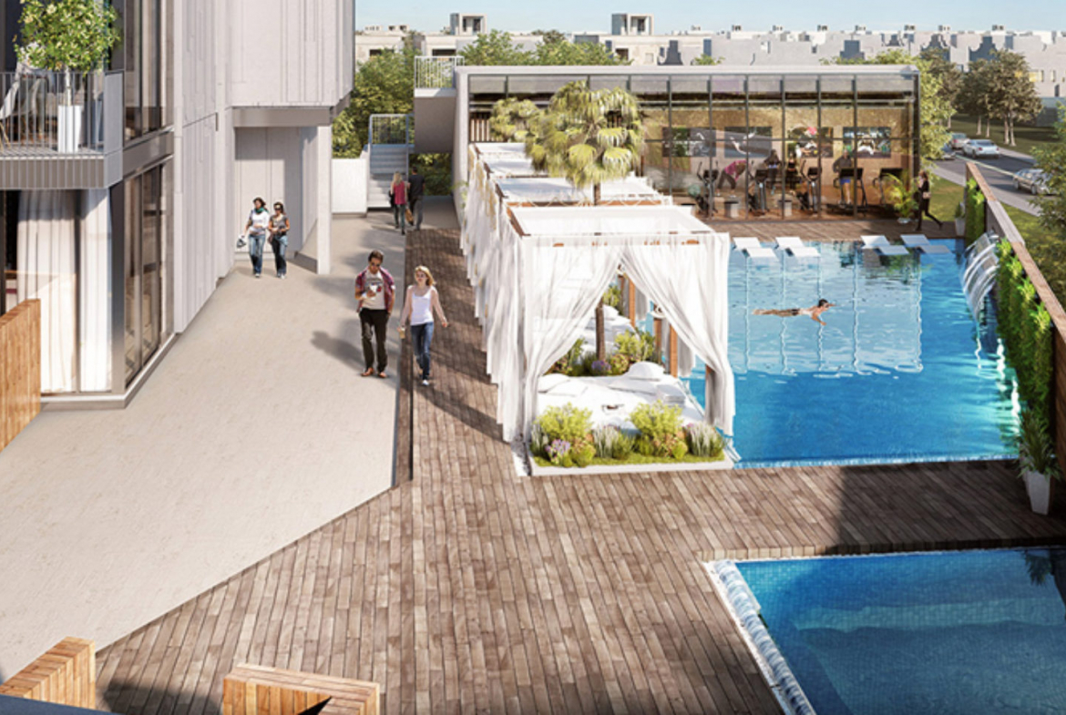 Q Gardens Boutique at Arjan   8% ROI   Ready to Move in