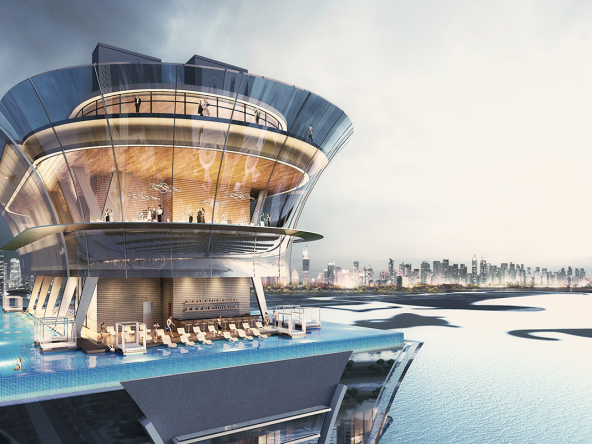The Palm Tower Residences | Residential Sales | SafranCorp