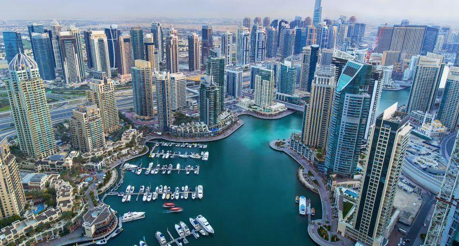 Residential real estate sales in Dubai in Q1