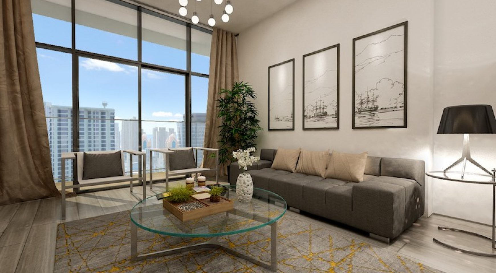 Seven Palm by Seven Tides at Palm Jumeirah - 5* Hotel Apartments for sale