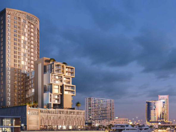 15 Northside Apartments by Select Group - Business Bay Dubai
