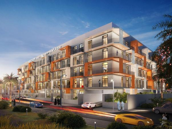Apartments for sale in Binghatti Mirage, Jumeirah Village Circle