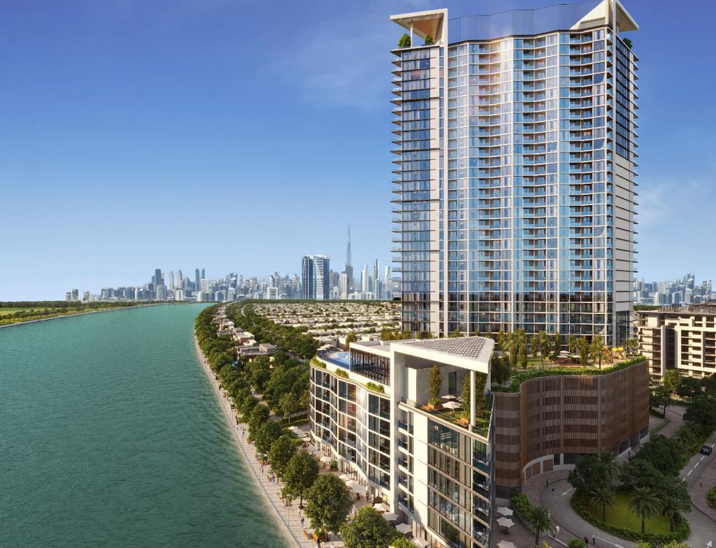 Waves Hartland Waterfront Apartments by Sobha - MBR City