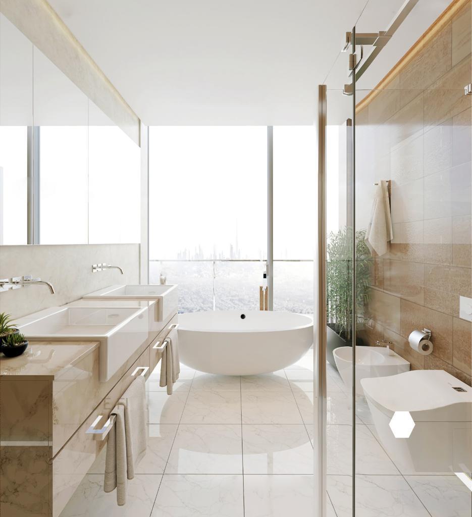 SOBHA Hartland One Park Avenue - 1,2,3,4 Bedroom Luxury Apartments in Dubai