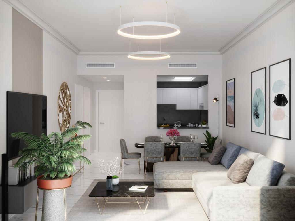 Apartments for sale in ARAS Residence, Majan