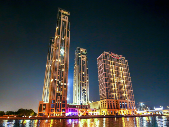 7 Bedroom Penthouse for Sale in Amna Tower Dubai