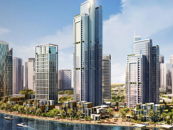 Peninsula, Business Bay by Select Group | Apartments for Sale